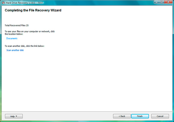 how to open recovery drive