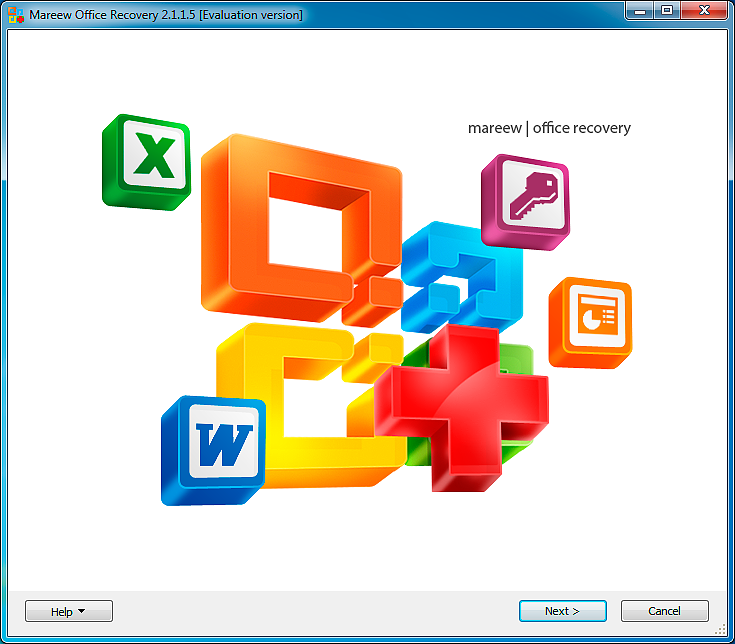Windows 7 Mareew Office Recovery 2.1.2 full